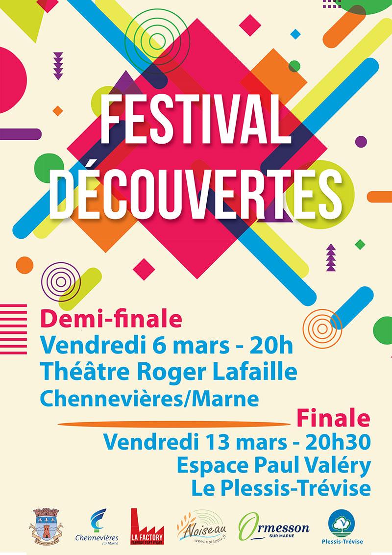 festival découvertes : venez sélectionner les finalistes