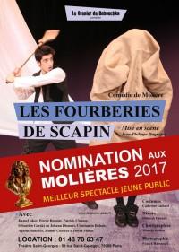 Festival découvertes : Les Fourberies de Scapin