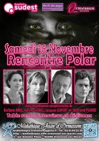 rencontres littéraires autour du polar