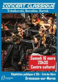 Concert transsibérien
